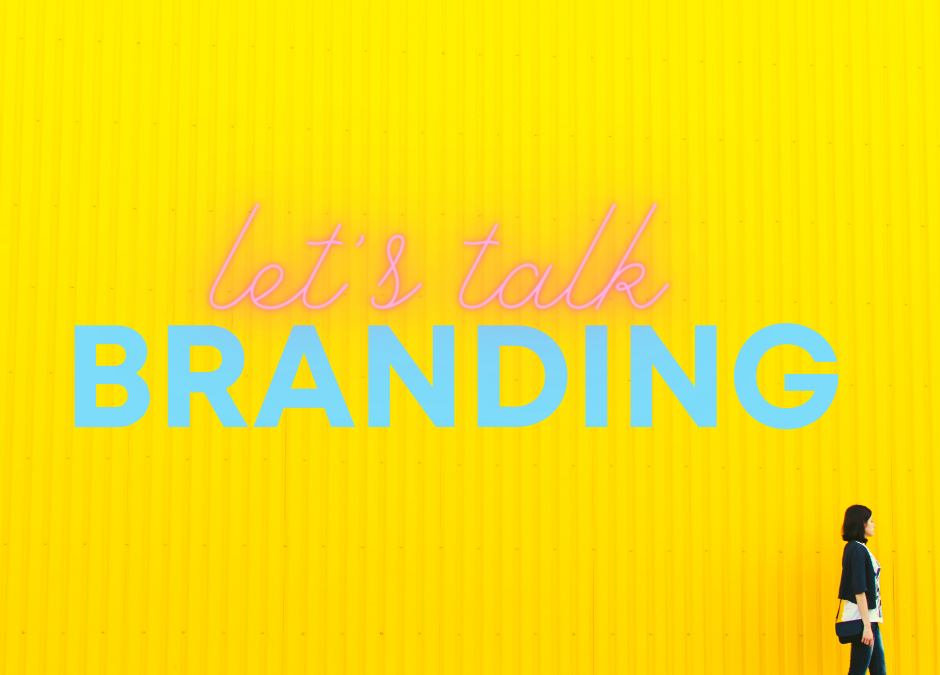Essential Branding for Your New Website